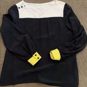Kate Spade silk blouse